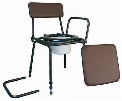 Aidapt Surrey Height Adjustable Commode Chair
