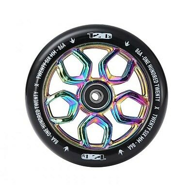 Blunt Scooters 120mm Lambo Alloy Core Wheel - Neochrome