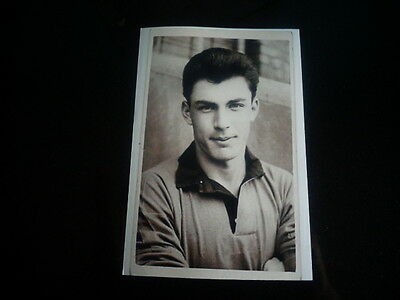 """EDDIE CLAMP   WOLVES  PLAYER 1960s  6""""x4"""" REPRINT POST FREE"""