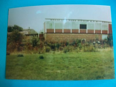 "BRADFORD PARK AVENUE  Derelict ground   (S) 1970s ?   6""x4"" Photo  REPRINT"