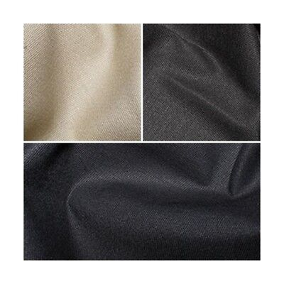 Brushed Twill Fabric Stretch Cotton Spandex Mix Material