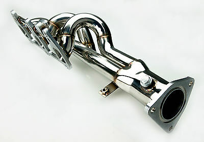 Stainless Steel Exhaust Manifold For Mazda Rx8 Rx-8 190Hp & 210Hp Se3P 2003 Up