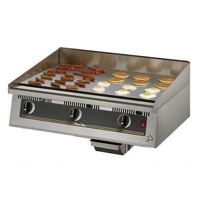 Star - 860TSCHSA - Ultra-Max® 60 in Chrome Gas Griddle