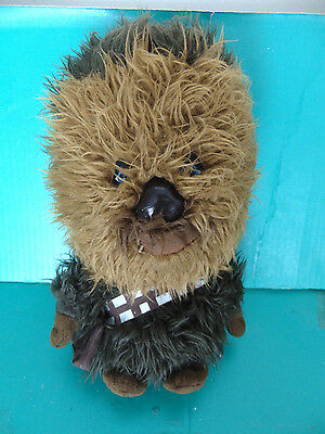 "CHEWBACCA STAR WARS Chewie Plush Talking Stuffed Doll 12"" - 13"" Underground Toys"