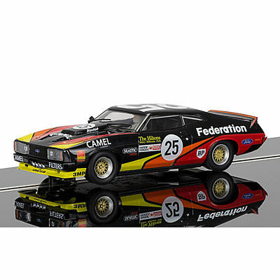 SCALEXTRIC Slot Car C3869 Ford Falcon XC, Allan Moffat 1979