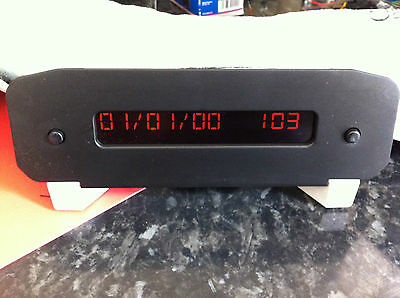 Peugeot 206 1998-2004 Info Display Single Display 9647409777 B00