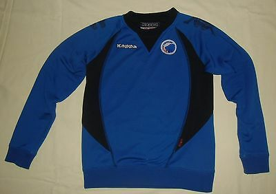FC Copenhagen / 2006-2007 - KAPPA - JUNIOR blue football Top / Jumper. YXL, 152