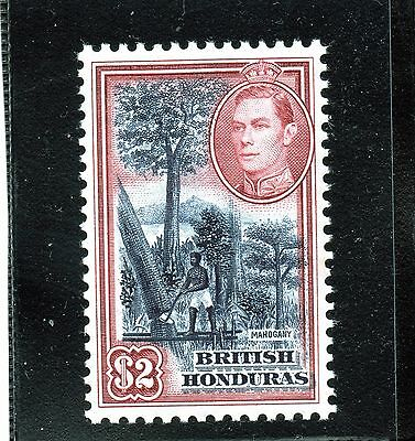 British Honduras 1938 $2 SG 160 fine mint Cat £55
