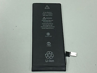 """Brand New OEM Replacement Battery for iPhone 6S 4.7"""" 616-00036 616-00033 1715mAh"""