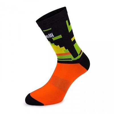 Cinelli Sock Collection: Italo '79 Camouflage Cycling SOCKS -  made in Italy