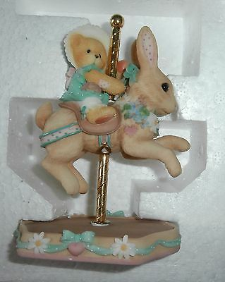 Cherished Teddies JENELLE - from the Carousel Series NEW 505579