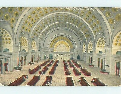 Unused Divided-Back POSTCARD FROM Washington DC HM5922