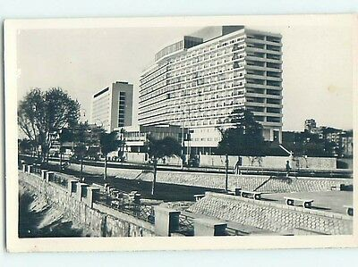 old rppc LARGE BUILDINGS country of Egypt HM1657