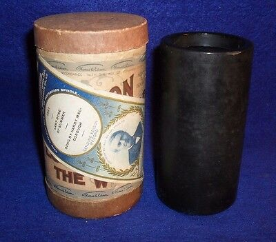 Early Edison 2M Cylinder Record # 1521 LAST ROSE OF SUMMER - HARRY  MACDONOUGH