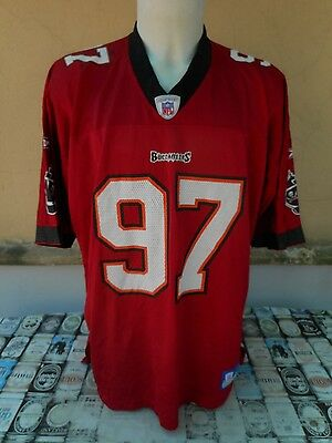 Maglia Football Nfl Tampa Bay Buccaneers #197 Rice Reebok Shirt Maillot Camiseta