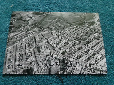 "ABERDARE  FOOTBALL CLUB AERIAL  ground view       6""x4""  REPRINT"