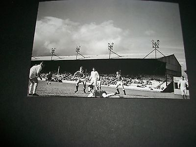 "THIRD LANARK  MATCH ACTION  (B)    1960s ?    6""x4""  Photo REPRINT"
