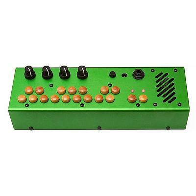 Critter & Guitari Pocket Piano Mini Electronic Synthesizer (green)