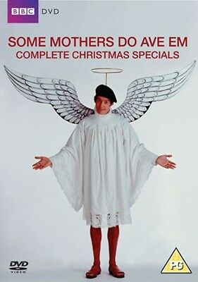 Some Mothers Do 'Ave 'Em: Complete Christmas Specials DVD NEW