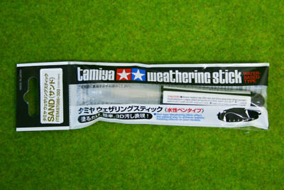 Tamiya SAND WEATHERING STICK Modelling Accessories item 87086