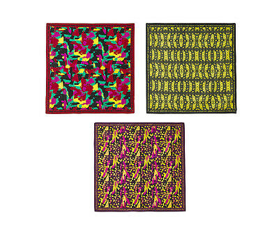 Zumba ~ Kingston Vibes Bandanas - 3 Pack! ~ New In Package !