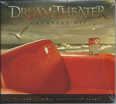 Dream Theater - Greatest Hit (...And 21 Other Pretty Cool) 2CD 2008 NEW/SEALED