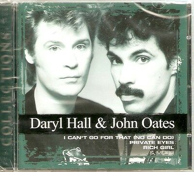 Daryl Hall & John Oates - Collections / Greatest Hits (CD 2007) NEW/SEALED