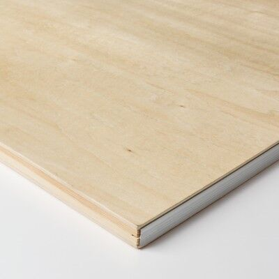 Jackson's : Light Weight Drawing Board with Metal Edge : 24x36in