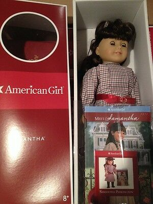 Rare American Girl Doll Samantha Retired Version Nellie Friend NEW