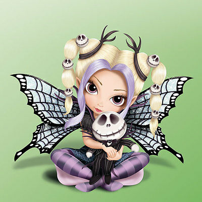 Jack Fairy - Nightmare Before Christmas Figurine -Jasmine Becket Griffith