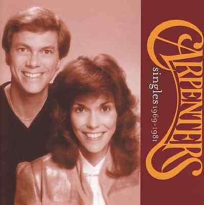 CARPENTERS Singles 1969-1981 CD BRAND NEW Best Of Greatest Hits