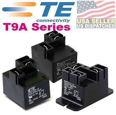 TE Connectivity T9A Series relay SPST, Power Relay Dryer, Dishwasher Part