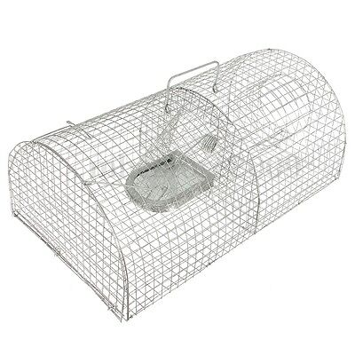 Animal Mouse Rat Mice Humane Live Trap Rodent Control Catch Bait Hamster Cage