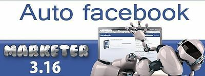Facebook Software Auto Poster Marketer Marketing Managers Post Groups VIDEO!!