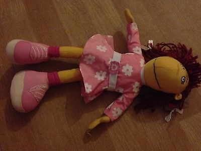 Fizz From Tweenies Soft Toy Doll