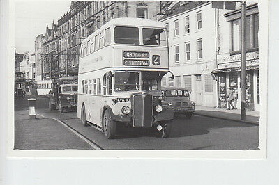 Newcastle Corporation Buses & Trolleybuses x 5 postcard size photocards