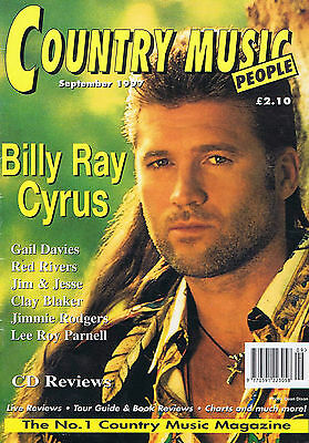 BILLY RAY CYRUS / GAIL DAVIES / RED RIVERSCountry Music PeopleSep1997