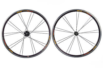 Rolf Vector Comp Road Bike Wheel Set 700c Alloy Clincher Shimano 10 Speed