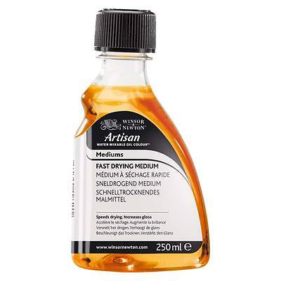 Winsor & Newton : Artisan : 250ml : Fast Drying Medium
