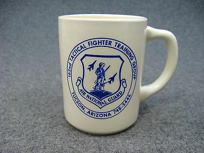 Air National Guard ~ 162nd Tactical Fighter Training Group ~ Tucson AZ  MUG
