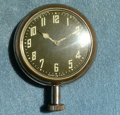 New Haven Automobile Watch Clock from Car Visor
