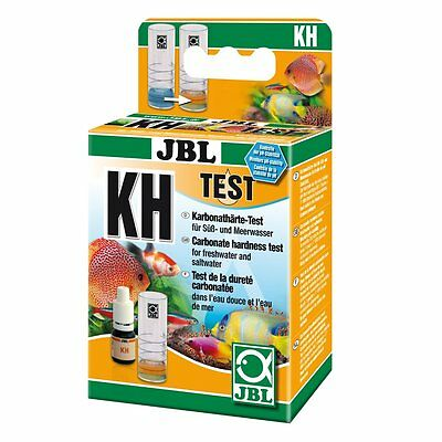 JBL KH Ensemble de test - Purificateur l'eau aquarium karbontest Testset CARBONE