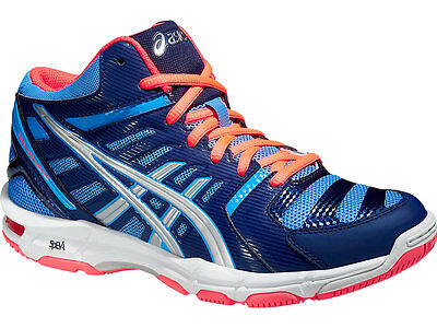Womens Ladies Girls asics Gel Beyond 4 Mt Volleyball Court Shoes Trainers UK 4.5