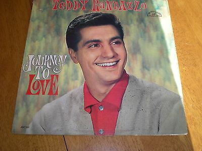Teddy Randazzo - Journey To Love = Abc 352 Usa Issue