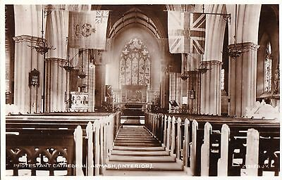 re northern ireland postcard ulster irish armagh cathedral