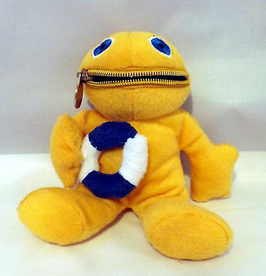 RAINBOW'S ZIPPY CHILD'S COLLECTABLE RETRO TV CHARACTER SOFT TOY 35i