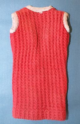 Barbie Tressy Mary Makeup Clone Fashion Doll Red White Ribbed Dress Variation ?