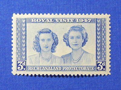 1947 BECHUANALAND PROTECTORATE 3d SCOTT# 145 S.G.# 134 UNUSED NH         CS20391