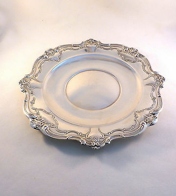 Chantilly-Gorham Sterling Sandwich Tray #746-10""