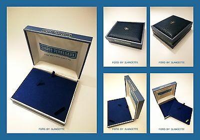 Girard Perregaux - Elegant Blue Box For Watches Vintage